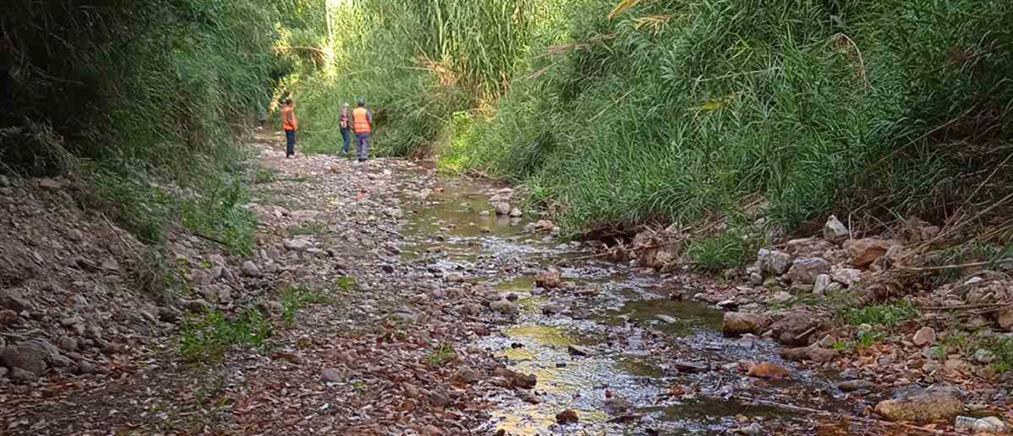Περιφέρεια Αττικής: Με εντατικούς ρυθμούς ο καθαρισμός των ρεμάτων (εικόνες)
