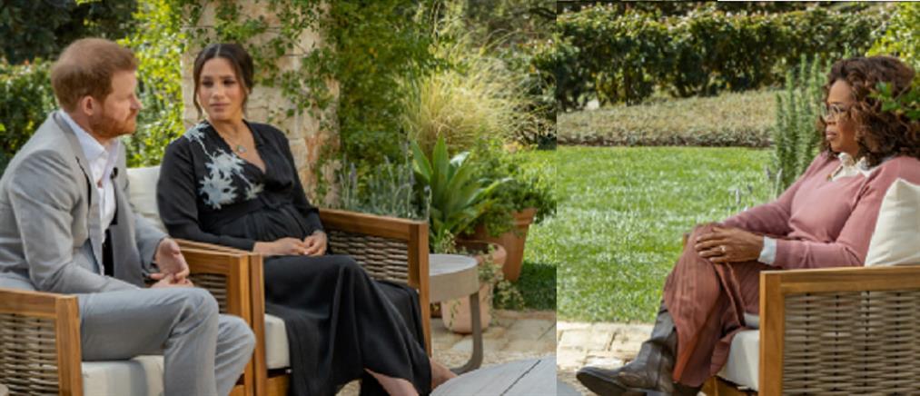 Αποκλειστικά στον ΑΝΤ1 η συνέντευξη του πρίγκιπα Χάρι και της Μέγκαν Μαρκλ