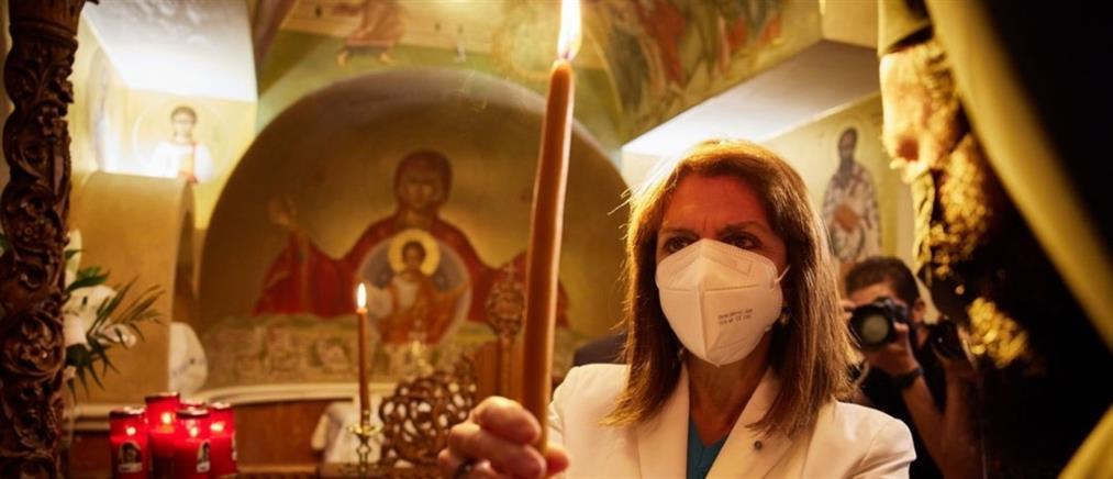 Σακελλαροπούλου: ιδιαίτερος ο φετινός Δεκαπενταύγουστος μετά την τραγωδία