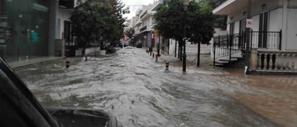 ΚΚΕ: Μεγάλες οι ελλείψεις σε έργα υποδομής και αντιπλημμυρικής προστασίας