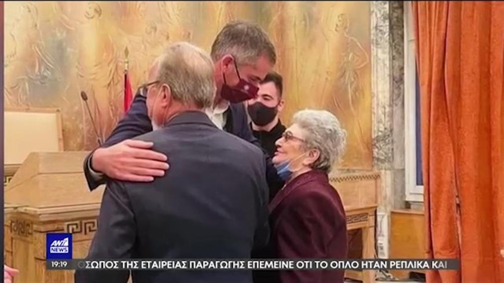 Ο γάμος των ηλικιωμένων που συγκίνησε όλη την Ελλάδα