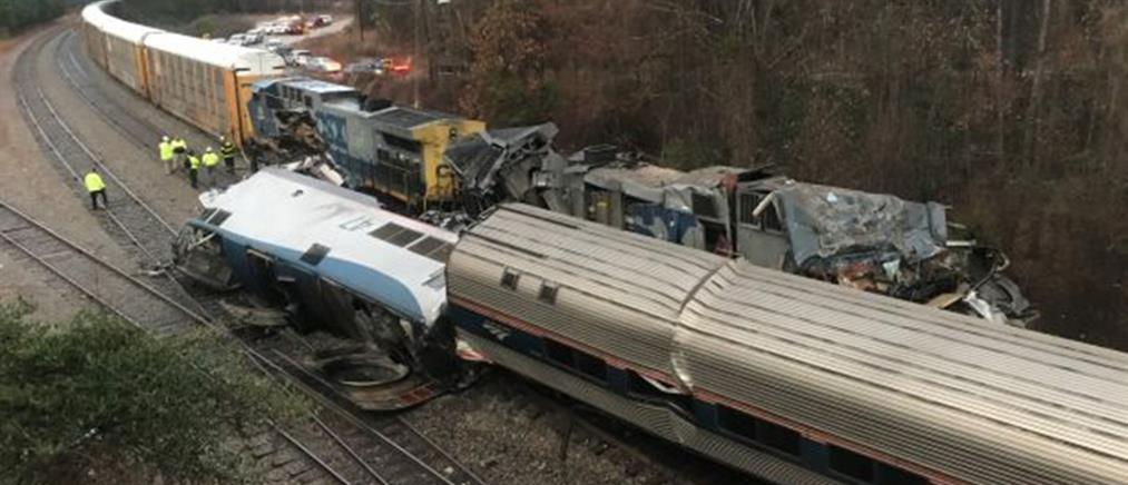 Αιματηρή σύγκρουση τρένων (εικόνες)