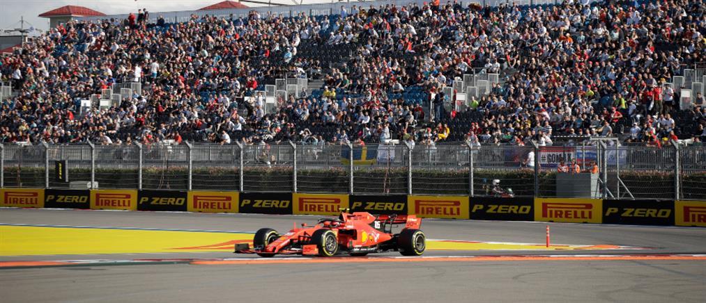 Formula 1: Στην pole position ξανά ο Λεκλέρκ