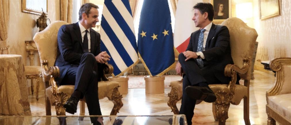 Κόντε για ευρωομόλογο: δεν ξεχνάμε τι πέρασαν οι Έλληνες για να πάρουν δάνειο