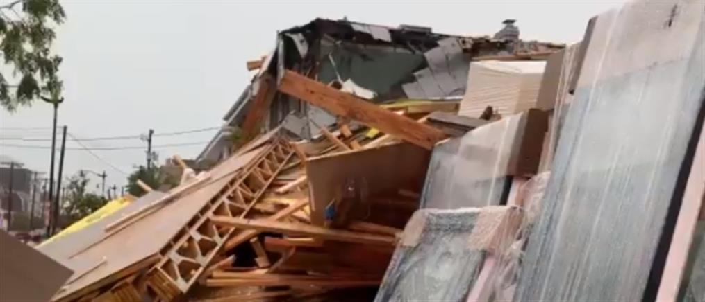 Ουάσινγκτον - Κατάρρευση κτηρίου: εργάτες παγιδεύτηκαν στα συντρίμμια (εικόνες)
