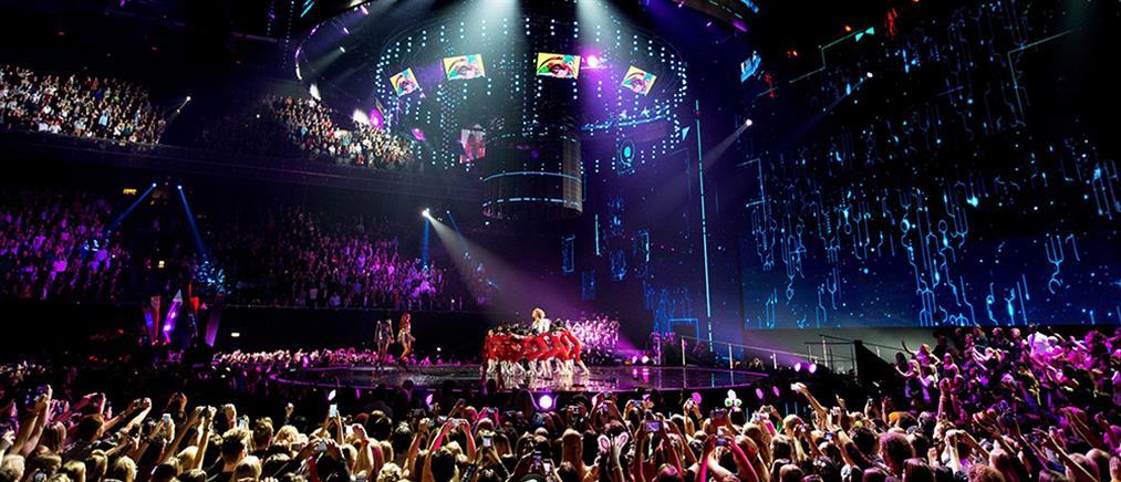 Κέιτ Πέρι και Έμινεμ θριάμβευσαν στα βραβεία του MTV