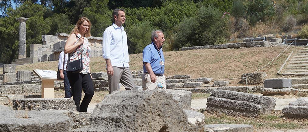 Μητσοτάκης: ψηφίζουμε για την Ελλάδα που θέλουμε