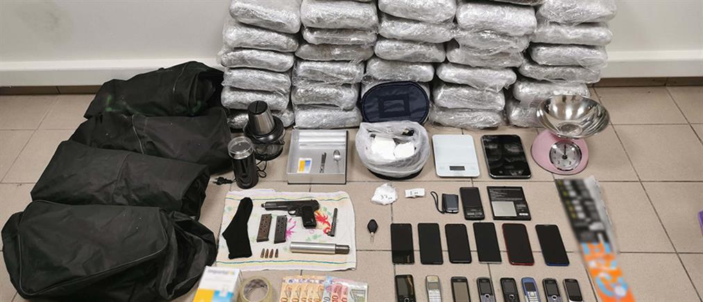 Θεσσαλονίκη: Συνελήφθη στέλεχος οργανωμένου κυκλώματος ναρκωτικών (εικόνες)