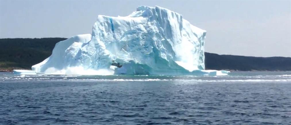 """Το λιώσιμο των πάγων """"μεγαλώνει"""" την διάρκεια της ημέρας"""
