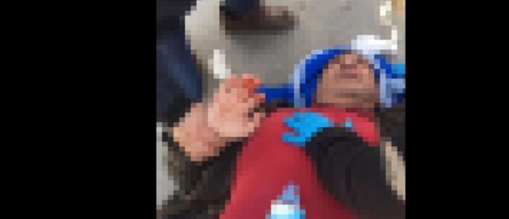 Πτολεμαΐδα: τραυματίας σε επεισόδια σε διαδήλωση κατά της Όλγας Γεροβασίλη (βίντεο)