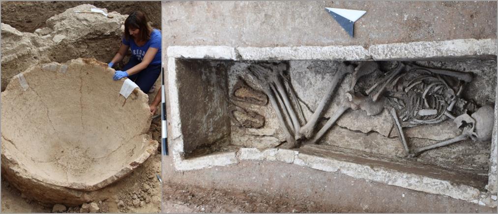 Αρχαία Σικυώνα: Βρέθηκαν οικιστικά κατάλοιπα της Κλασικής περιόδου (εικόνες)