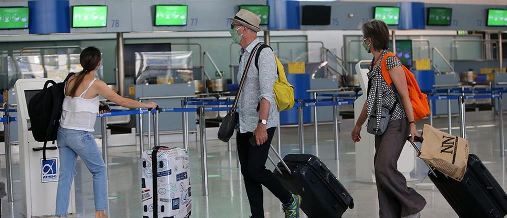Θεοχάρης: Μόλις 400 κρούσματα κορονοϊού σε 1,3 εκατ. τουρίστες που επισκέφτηκαν την Ελλάδα τον Ιούλιο