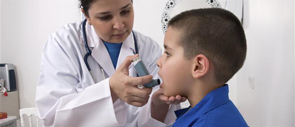 Άσθμα και άσκηση στα παιδιά