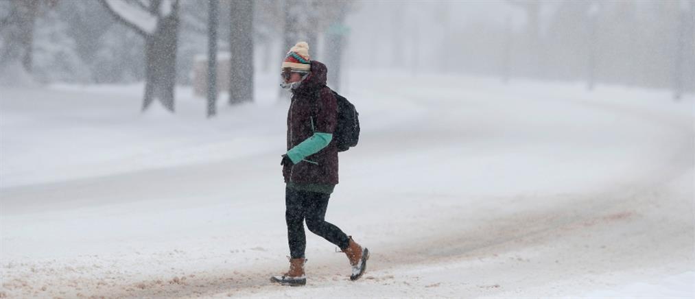 Αλάσκα: Πεντάχρονος περπάτησε στους -31 βαθμούς...κουβαλώντας το αδελφάκι του!