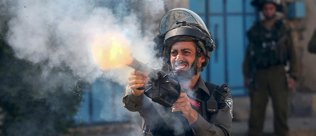 Δυτική Όχθη: έφηβος Παλαιστίνιος έπεσε νεκρός από ισραηλινά πυρά
