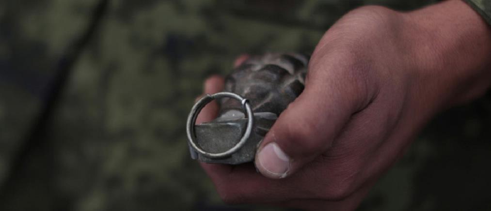 Εντοπίστηκε χειροβομβίδα στους Θρακομακεδόνες
