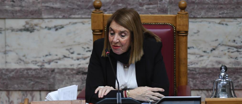 """Τασία Χριστοδουλοπούλου: οι """"καλύτερες στιγμές"""" της στην Βουλή (βίντεο)"""