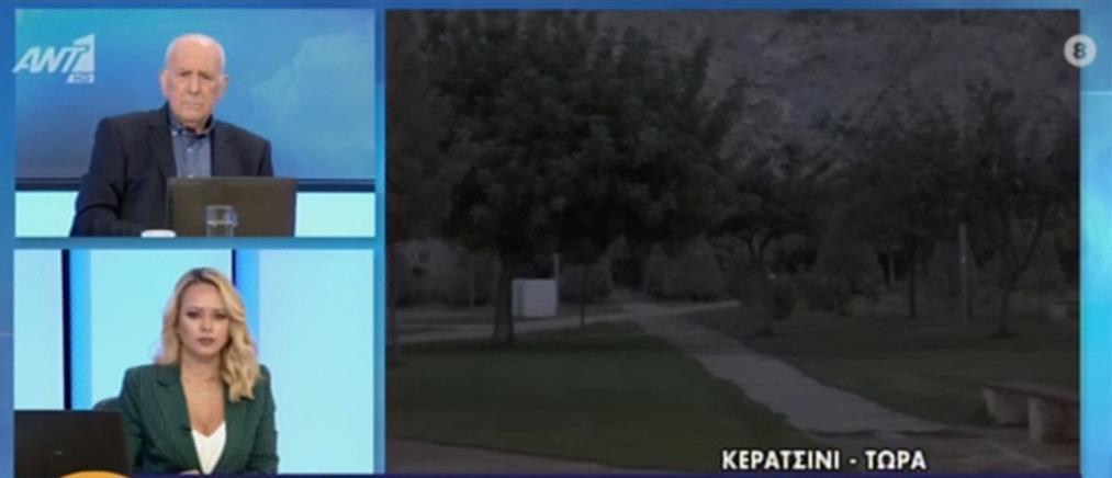 Κερατσίνι: άνδρας κυνηγούσε με τσεκούρι τον αδελφό του! (βίντεο)