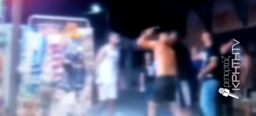 Βίντεο - ντοκουμέντο: αιματηρή συμπλοκή στην Χερσόνησο