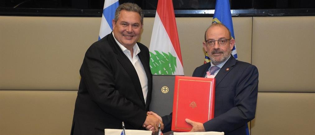 Λιβανέζος Υπουργός Άμυνας: οι δύο Έλληνες στρατιωτικοί απήχθησαν από την Τουρκία