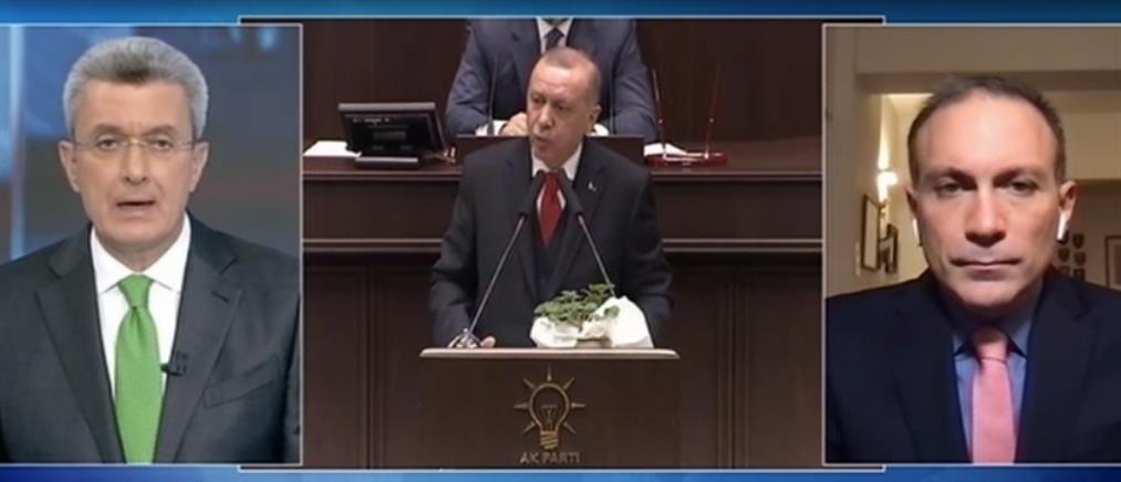 Ο Κωνσταντίνος Φίλης στον ΑΝΤ1 για τις ενδεχόμενες κυρώσεις στην Τουρκία (βίντεο)