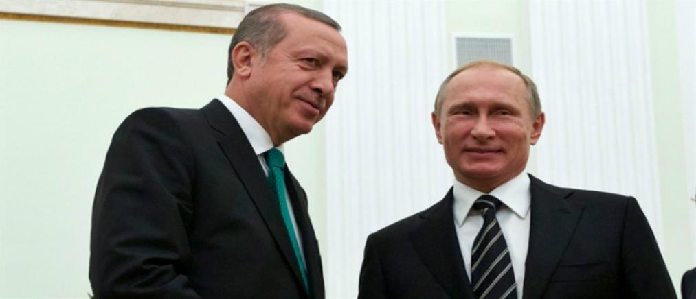 Πούτιν: Προτεραιότητά μας να στείλουμε στην Τουρκία τους S-400