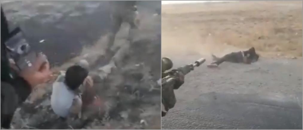 Συρία: εν ψυχρώ εκτέλεση ανθρώπων στους δρόμους (βίντεο με ΣΚΛΗΡΕΣ ΕΙΚΟΝΕΣ)