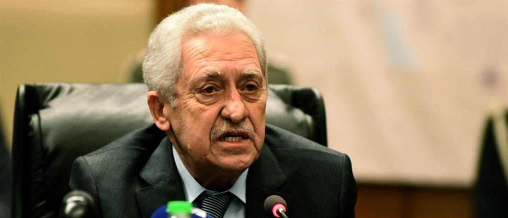 Κουβέλης: η κυβέρνηση προχωρά στην αποκατάσταση αδικιών