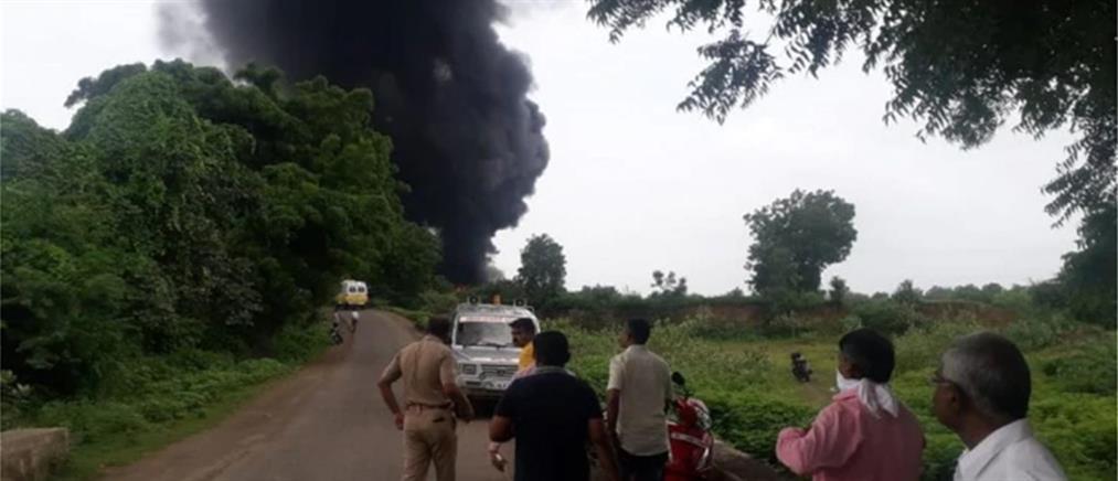 Πολύνεκρες εκρήξεις σε εργοστάσιο χημικών (εικόνες)