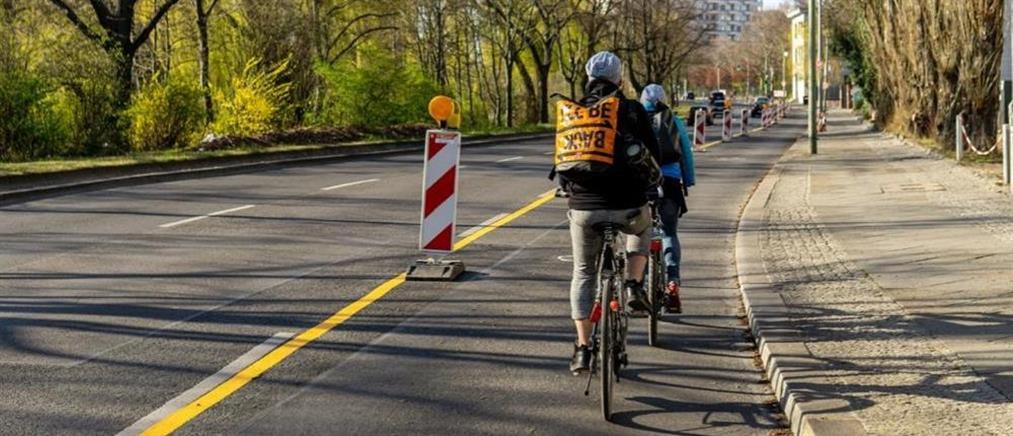 Γιατί ζουν περισσότερο όσοι πάνε στη δουλειά με ποδήλατο ή με τα πόδια