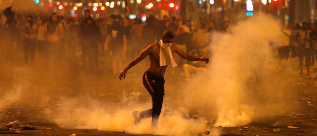 Μουντιάλ 2018: επεισόδια στο Παρίσι μετά τους έξαλλους πανηγυρισμούς (βίντεο)