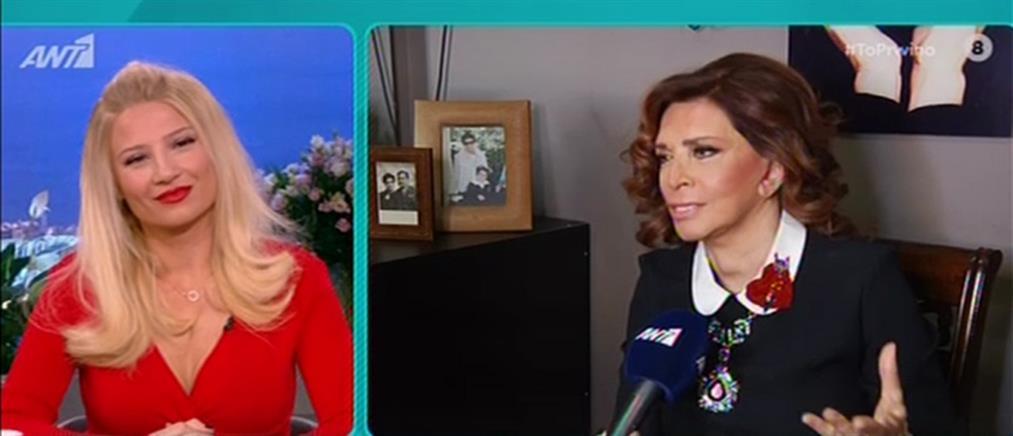 """Μιμή Ντενίση: 40 χρόνια έμεινα """"πρωθυπουργός"""" (βίντεο)"""