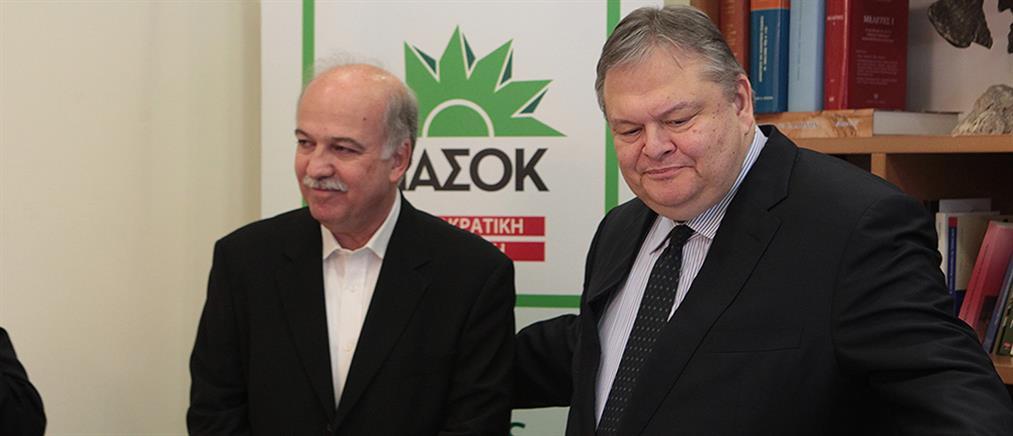 O Γιώργος Φλωρίδης επικεφαλής στο ψηφοδέλτιο Επικρατείας του ΠΑΣΟΚ
