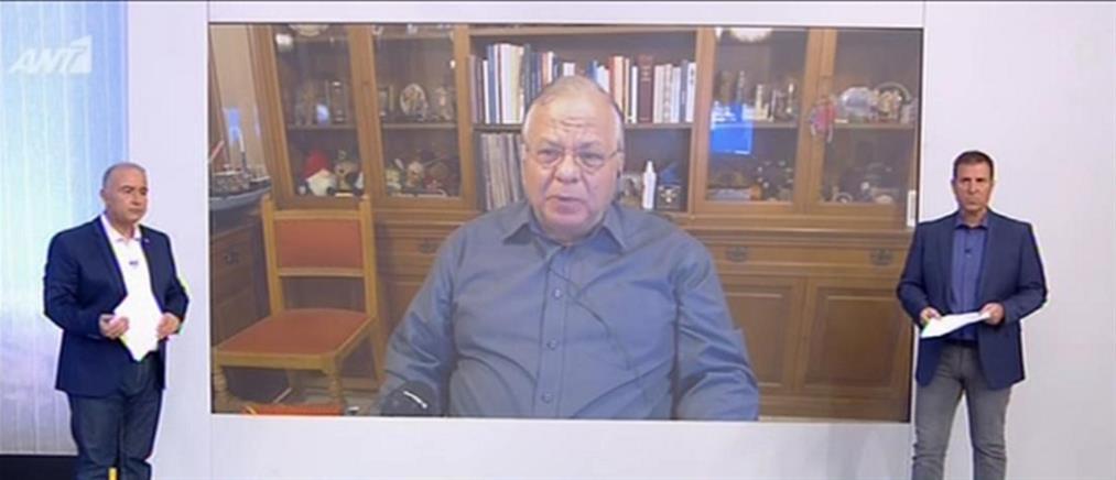 Κορονοϊός - Γιαννόπουλος στον ΑΝΤ1: υπάρχουν ιδρύματα που κρύβουν κρούσματα (βίντεο)