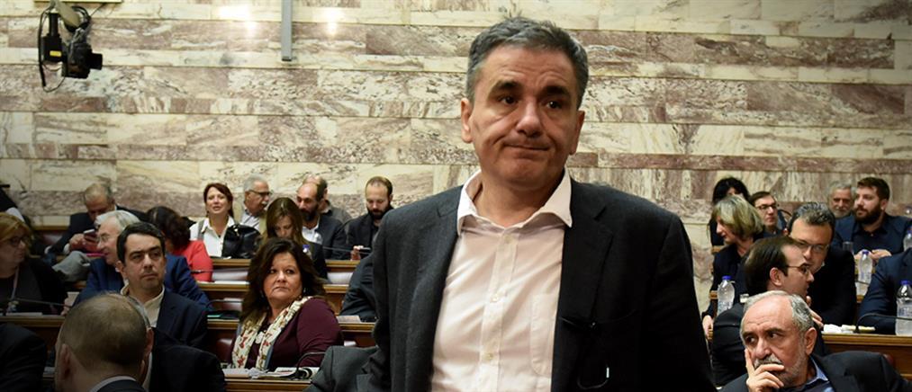 """ΚΟ ΣΥΡΙΖΑ: """"Καμπανάκι"""" Τσακαλώτου για κόκκινα δάνεια και πλειστηριασμούς"""