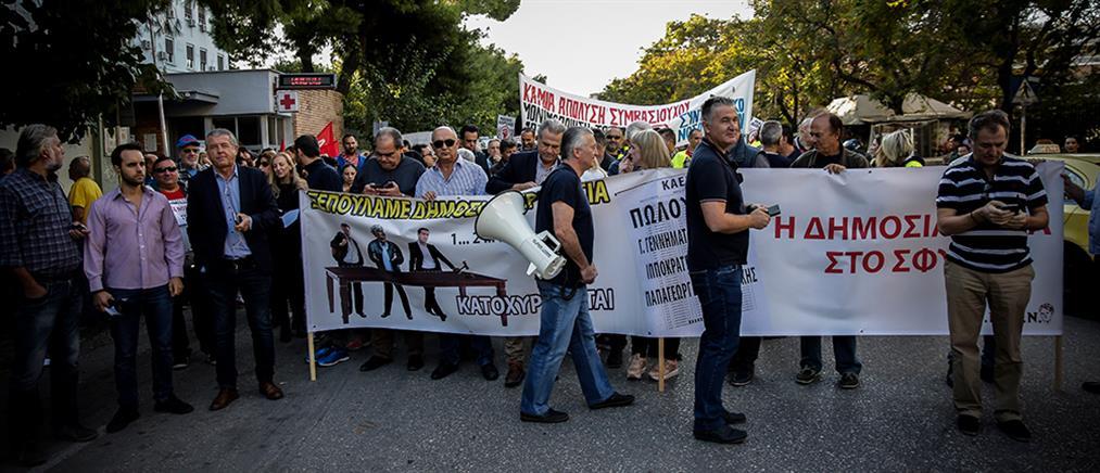 Νέα 24ωρη απεργία προκήρυξε η ΠΟΕΔΗΝ
