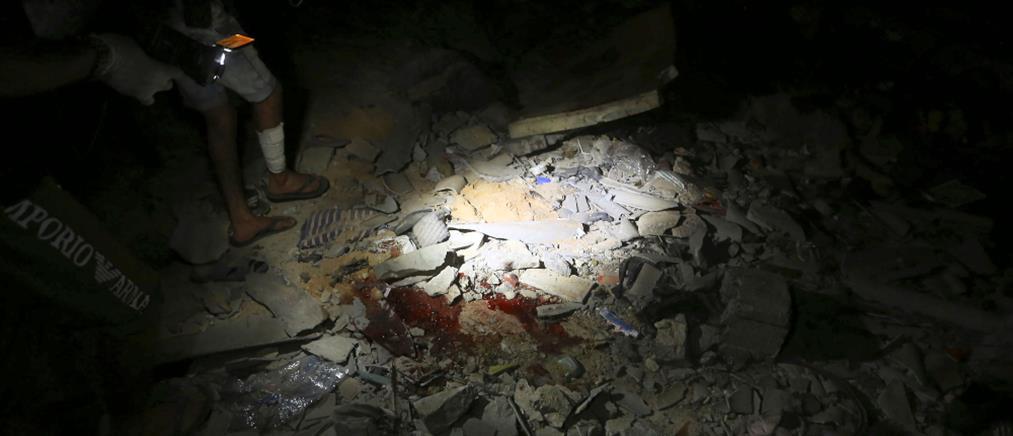 Δεκάδες νεκροί σε επιδρομή σε κέντρο κράτησης προσφύγων (εικόνες)