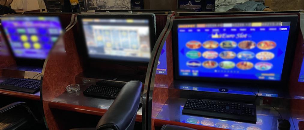 Ηράκλειο: μίνι καζίνο βρέθηκε σε καφενείο