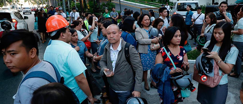 Φονικός σεισμός στις Φιλιππίνες