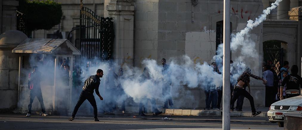 Νεκρός διαδηλωτής έξω από το Πανεπιστήμιο του Καΐρου