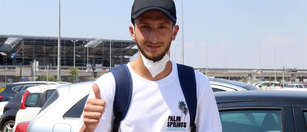 ΠΑΟΚ: επισημοποίησε την απόκτηση Νινούα