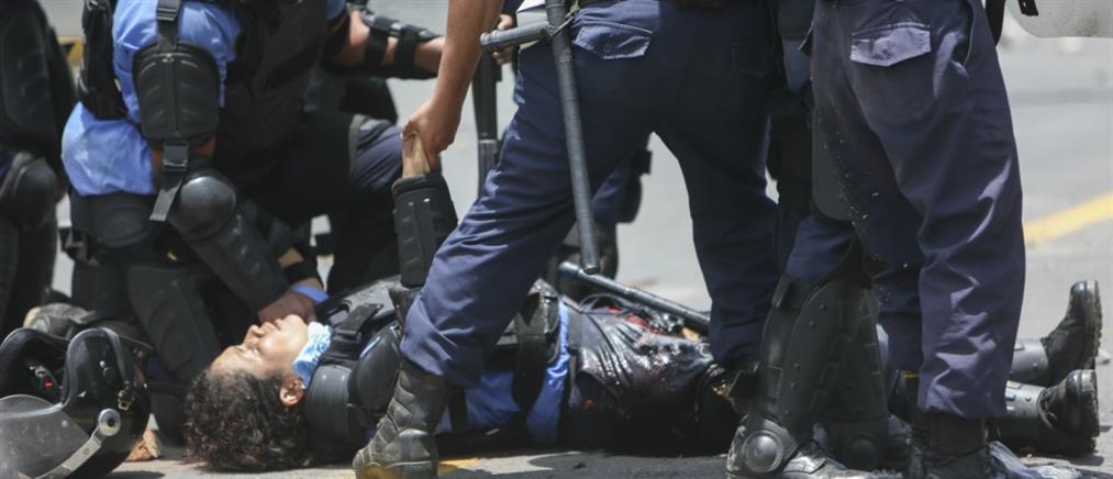 Μαίνονται οι φονικές ταραχές στη Νικαράγουα