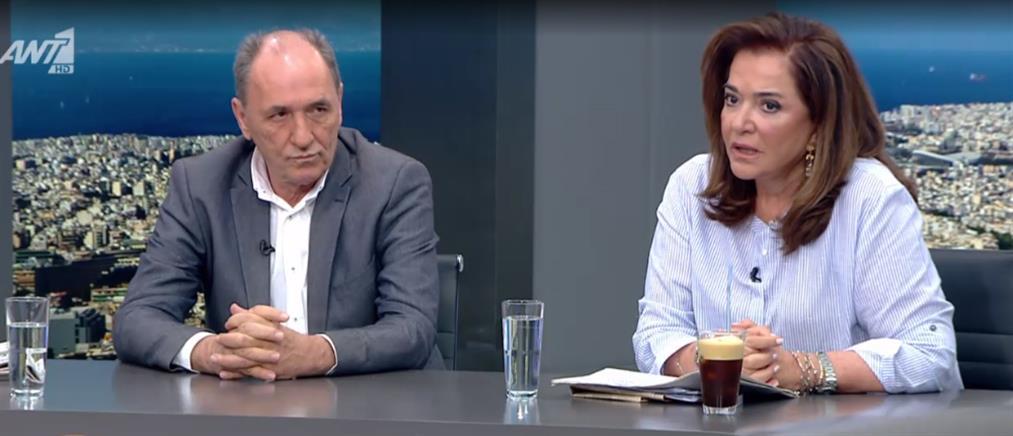 Εκλογές 2019: Σταθάκης – Μπακογιάννη στον ΑΝΤ1 (βίντεο)