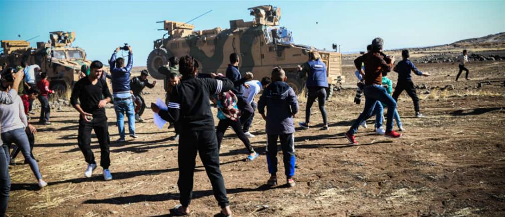 Συρία: Τουρκικό τεθωρακισμένο σκοτώνει Κούρδο διαδηλωτή (βίντεο-ντοκουμέντο)