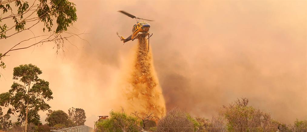 Αυστραλία: Πύρινη κόλαση έκαψε δάση και σπίτια (εικόνες)