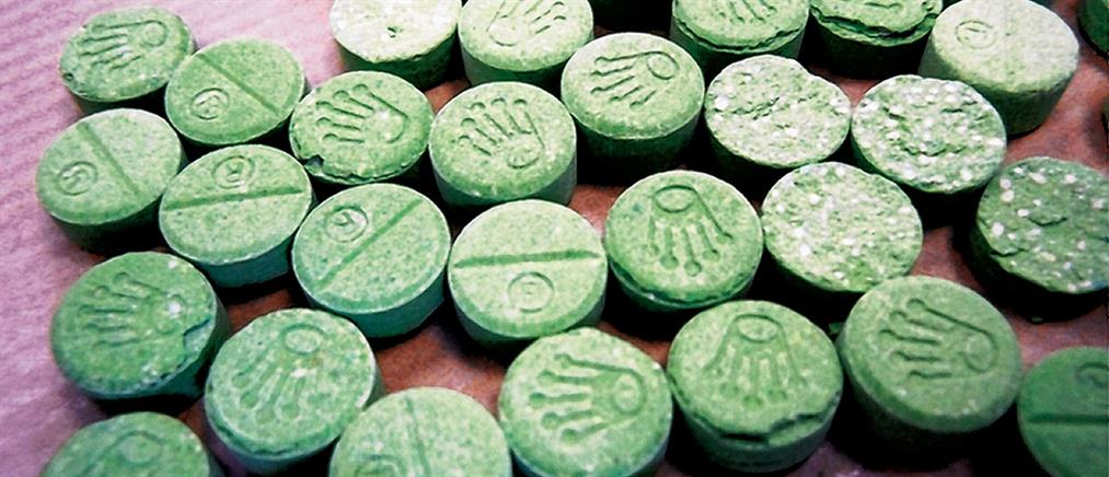 Έδεσαν με χειροπέδες «βαποράκια» … ecstasy