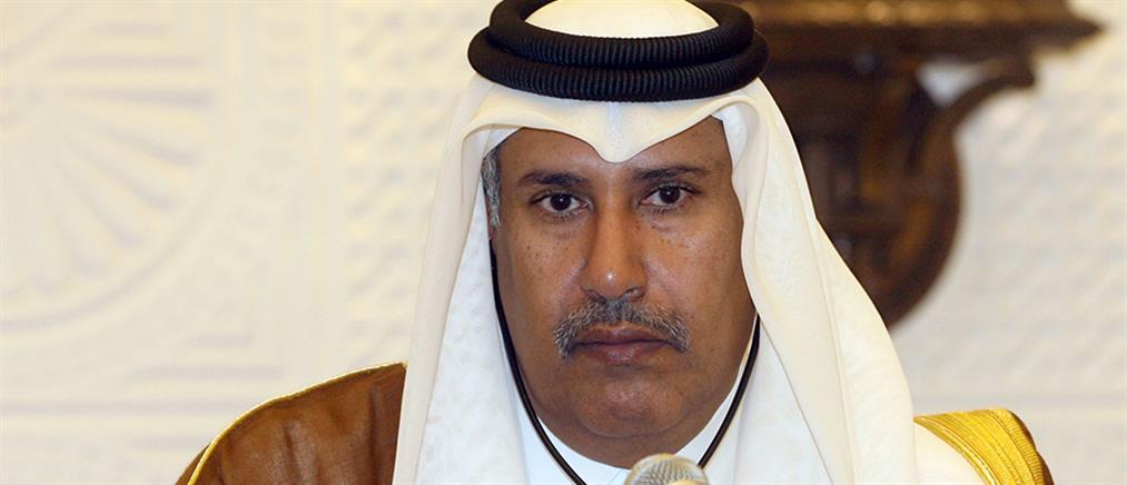 Στη Σκιάθο ο Σεΐχης του Κατάρ