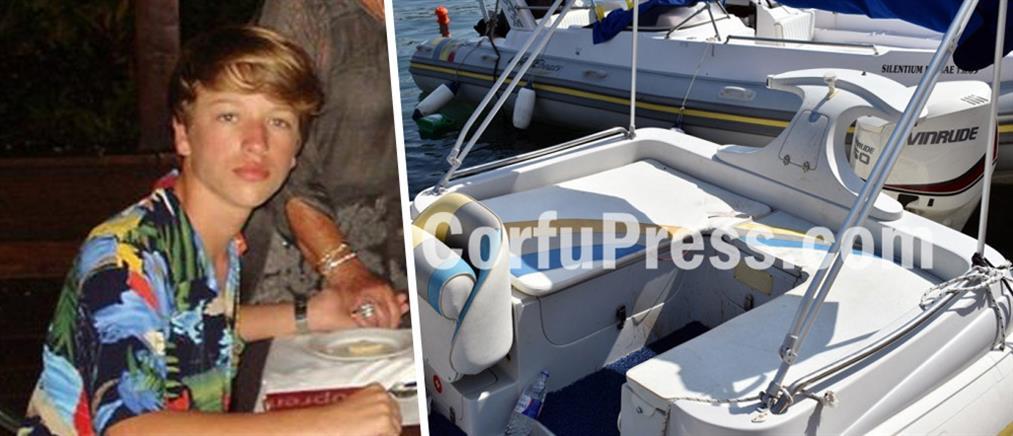 Αυτός είναι ο 15χρονος που διαμελίστηκε από το ταχύπλοο στους Παξούς (εικόνες)