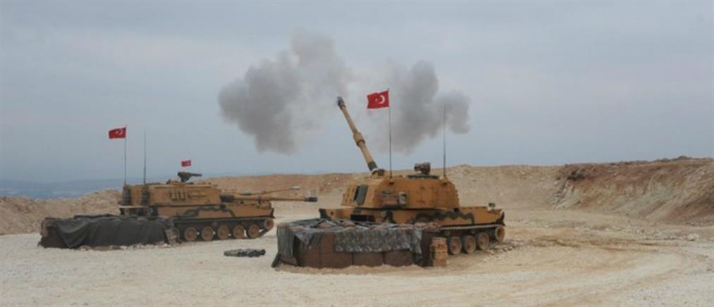 Νεκροί Τούρκοι στρατιώτες στη Συρία