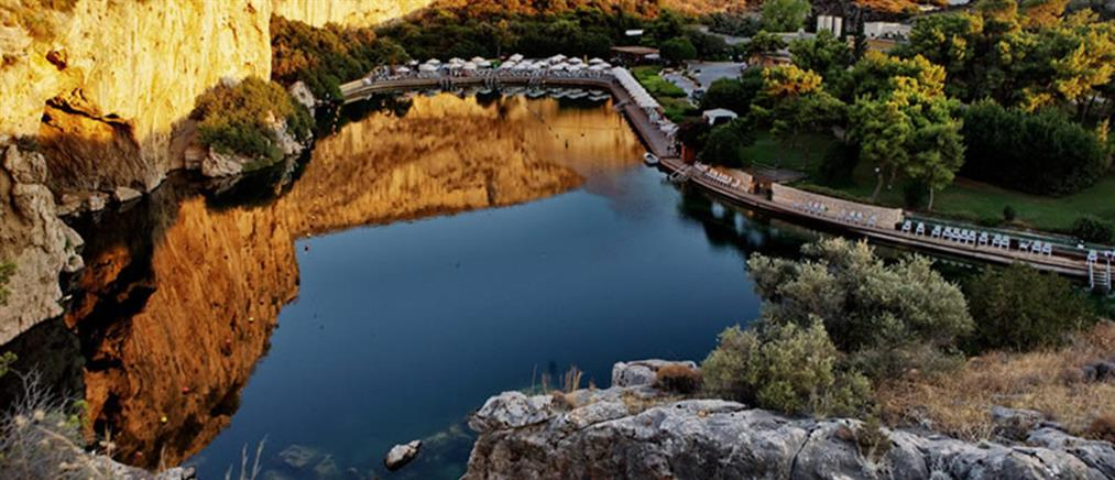 Κορονοϊός - Λίμνη Βουλιαγμένης: κλειστή για 48 ώρες λόγω κρούσματος